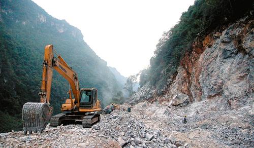 谷拉红色旅游将和广西大王岭景区形成相连的旅游线路.