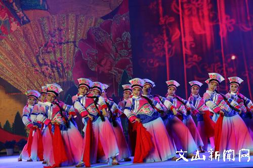 2016年云南省花灯滇剧艺术周闭幕式暨颁奖晚会举行